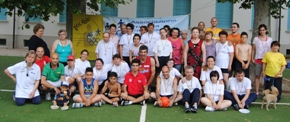 """Sport diversamente abili. Festa di fine stagione per il """"Silvana Baj"""""""