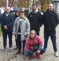 La squadra di nuoto dell'ASCD Silvana Baj al 15° Meeting di Omegna