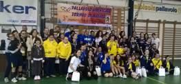"""Volley diversamente abili: """"Silvana Baj"""" in Liguria"""
