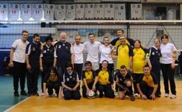 """Volley diversamente abili """"Silvana Baj"""" ad Albissola"""