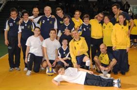 """Volley diversamente abili. """"Silvana Baj"""" in Liguria"""