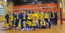 """Volley diversamente abili: Trofeo """"Fioretta"""" 2013"""