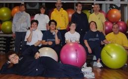 Silvana Baj è sport per tutti: la ginnastica
