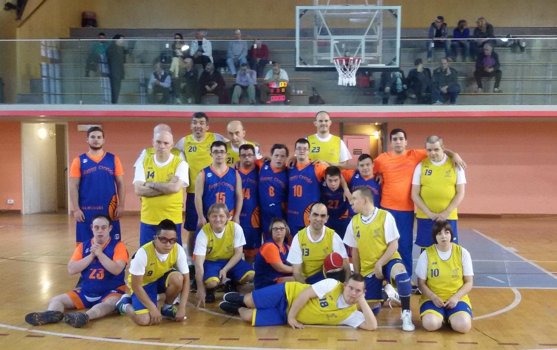 Basket diversamente abili: Ultimo incontro