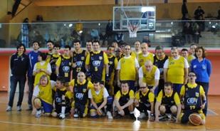 Basket diversamente abili: prosegue il campionato
