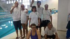 """La squadra di nuoto dell'ASCD Silvana Baj al """"Terzo Trofeo Franco Ruffa"""""""