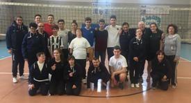 Volley diversamente abili: incontro con i ragazzi dell'istituto Sobrero di Casale Monferrato