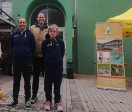 """La squadra di nuoto dell'ASCD Silvana Baj al """"V Meeting Sportabili"""""""