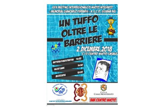"""Sport diversamente abili: il Meeting di nuoto della """"Silvana Baj"""""""