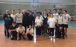 """Volley diversamente abili: """"Silvana Baj"""" all'Istituto Sobrero"""