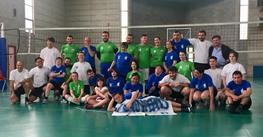 Volley diversamente abili: incontro con la WIP a Villanova