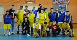 Sport diversamente abili: 8TT8 ore di basket