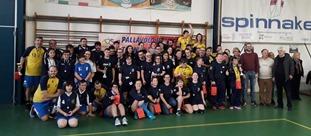 """Volley diversamente abili: 19° """"Torneo di Natale"""" in Liguria"""