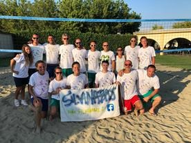 Sport disabili: beach volley pro Silvana Baj