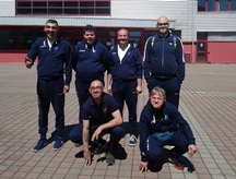La squadra di nuoto dell'ASCD Silvana Baj ai Campionati Regionali di Nuoto FISDIR -FINP