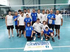 Volley diversamente abili: una partita dimostrativa al PerBaccVolley