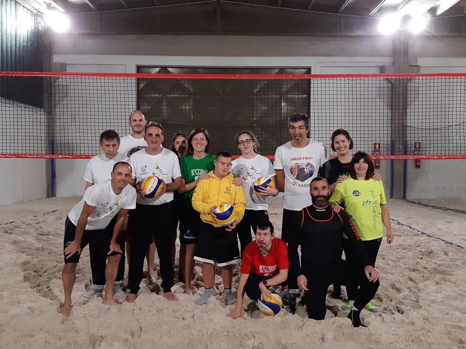 Sport diversamente abili: Beach Volley