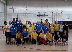 Volley diversamente abili: trasferta a Biella