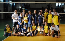 "Volley diversamente abili, ""Silvana Baj"" in Liguria"