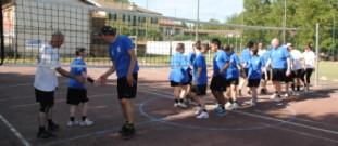 """Volley diversamente abili: pronti per la """"Festa dello Sport"""" a Fubine"""