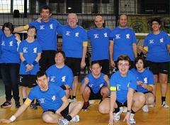 Silvana Baj è sport per tutti: la pallavolo